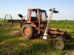 Модернизация трактора Т-16 (часть 2)
