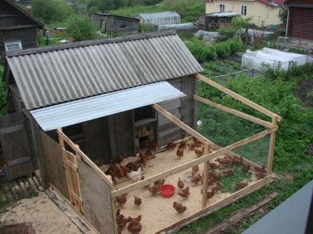 Брудер для цыплят - изготовление 27