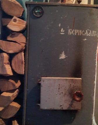 дровяной котел
