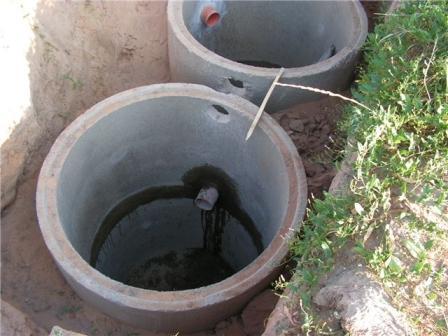 Делаем сами, канализация на даче