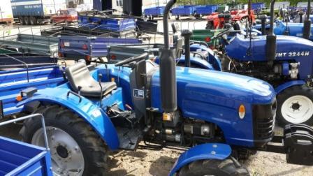 Делаем, трактор из мотоблока своими руками