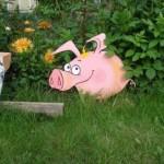 Поделки из фанеры для вашего сада