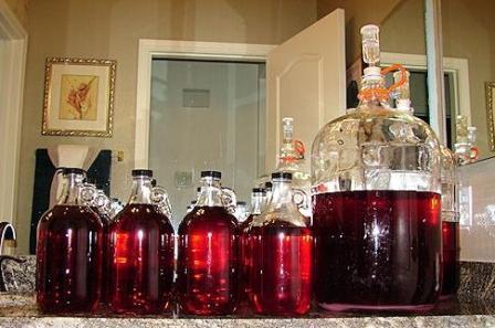 вино из винограда, как сделать в домашних условиях