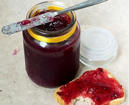 Фисташковые хрустики с виноградным вареньем, пошаговый рецепт с фото
