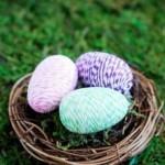 Как красиво красить яйца на Пасху, просто и эффектно