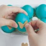 Как украсить яйца на пасху своими руками фото