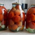 Маринованные помидоры рецепт, заготовки на зиму