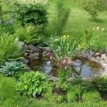 Поделки из шин для сада и огорода