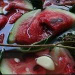 Как солить арбузы на зиму рецепты