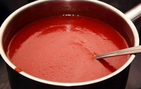 Вкусный кетчуп на зиму
