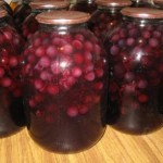 Компот из винограда лучшие рецепты