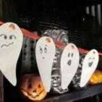 Украшаем дом к хэллоуину своими руками