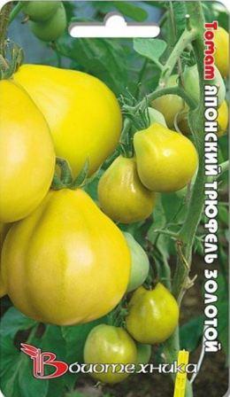 томат японский трюфель характеристика и описание сорта