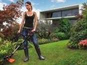 Как выбрать электротриммер для травы