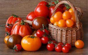 лучшие сорта томатов на 2019
