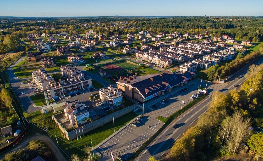 Выгоды покупки дачи в Ленинградской области