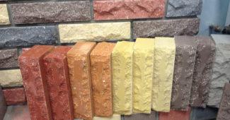 Гиперпрессованная фасадная плитка и кирпич
